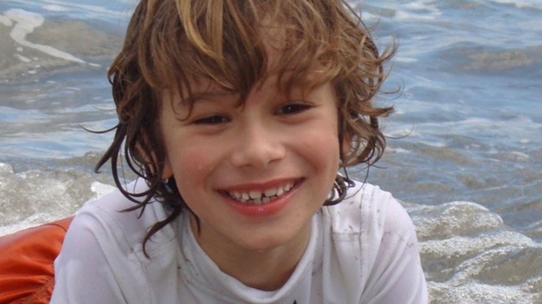 Young Ellery Harper