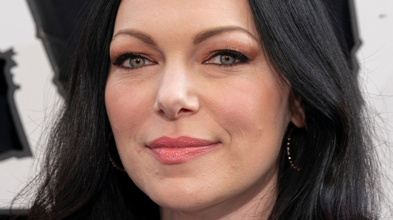 Laura Prepon at event