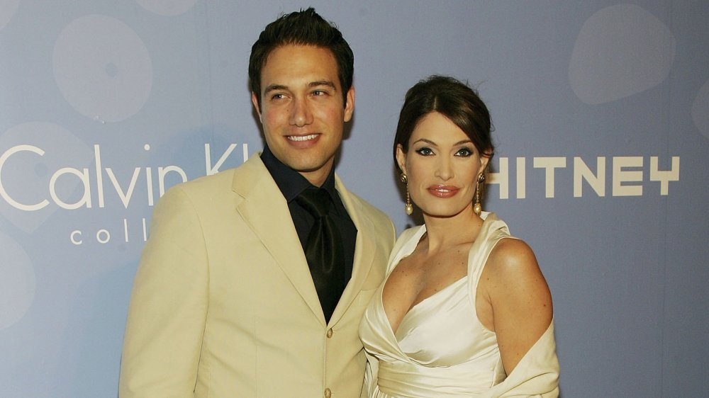 Kimberly Guilfoyle and ex Villency