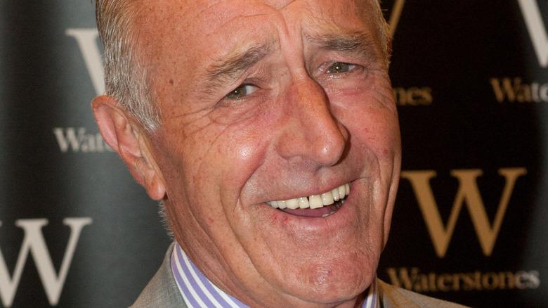 Len Goodman laughing