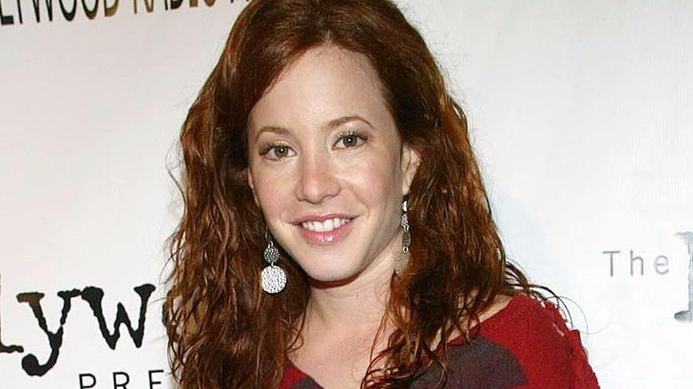 Lifetime movie actor Amy Davidson