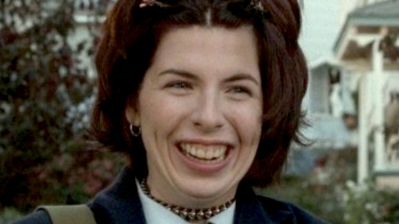 Heather Matarazzo as Lilly in The Princess Diaries