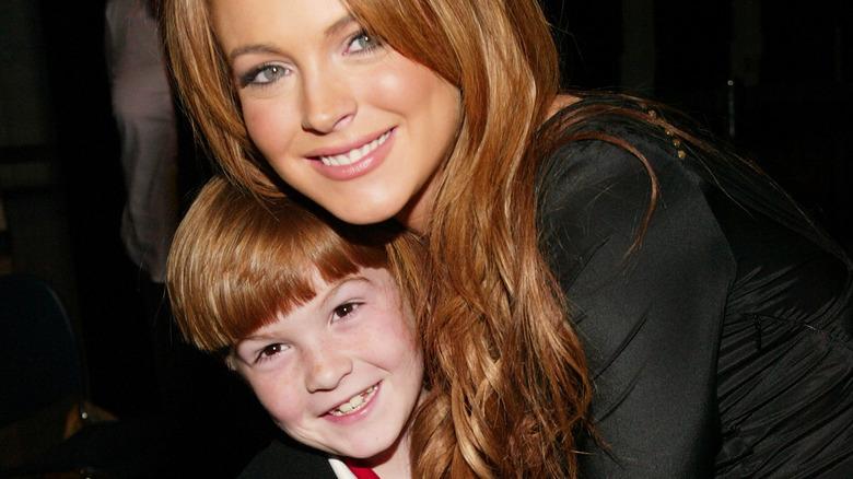 Lindsay Lohan Cody Lohan
