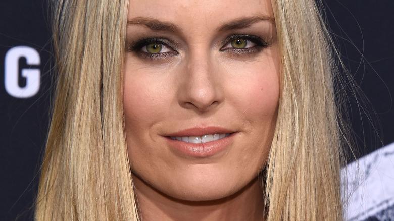 Lindsey Vonn smiling