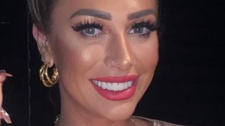 Olivia kaiser smiling