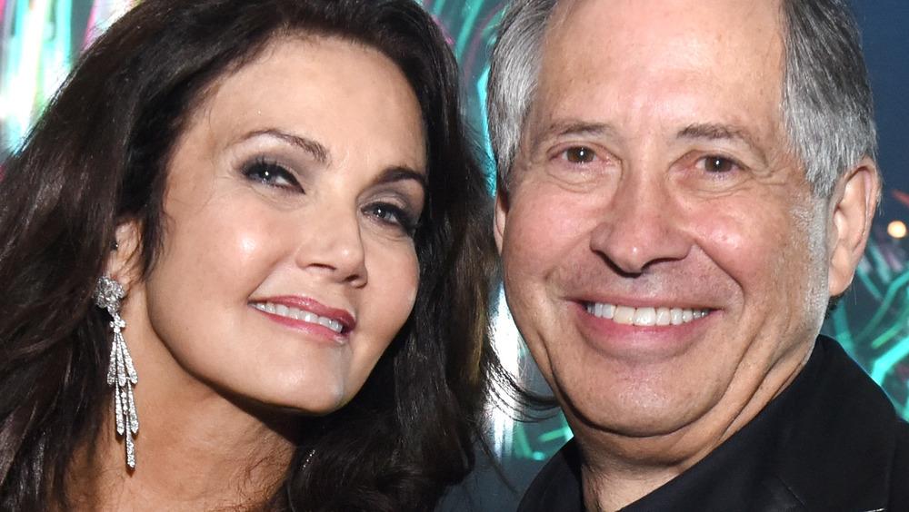 Robert Altman and Lynda Carter