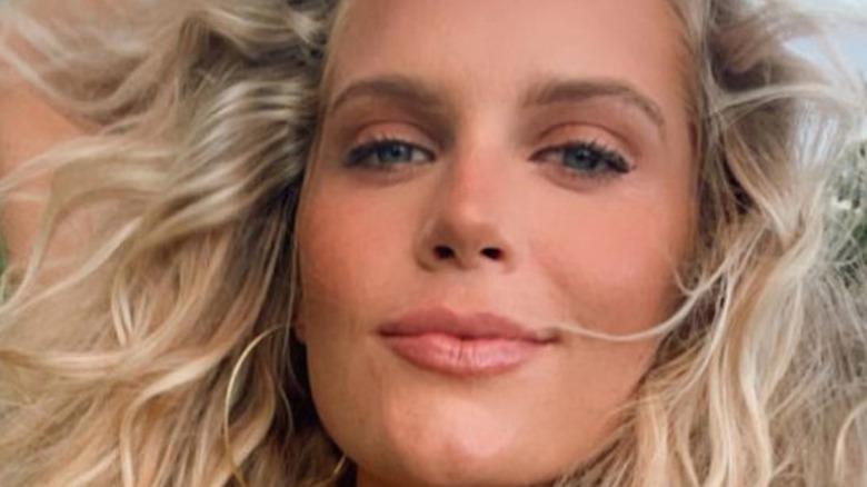 Madison LeCroy close-up smiling