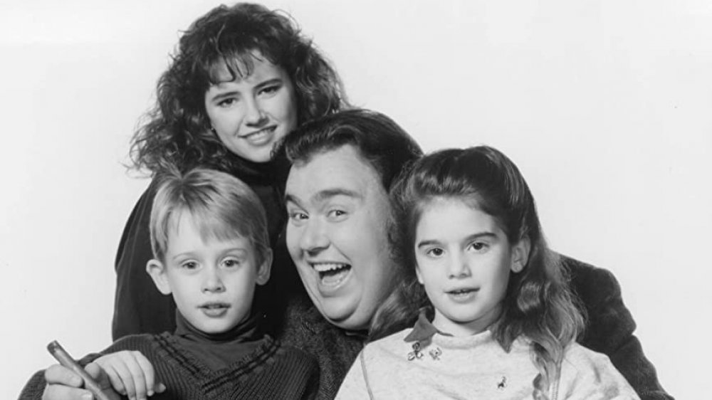 Gaby Hoffmann as Maizy in Uncle Buck and cast