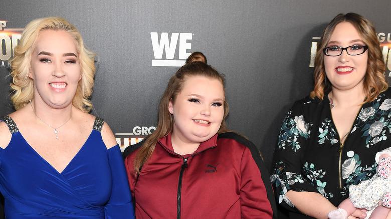 Mama June Shannon, Alana Thompson and Lauryn Efird