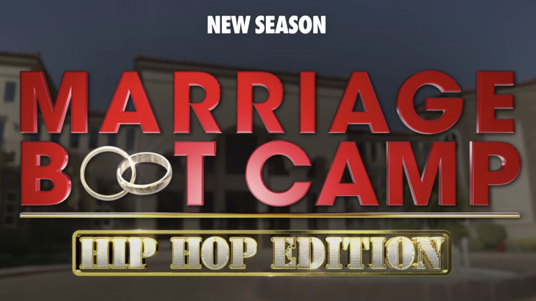 Marriage Boot Camp logo
