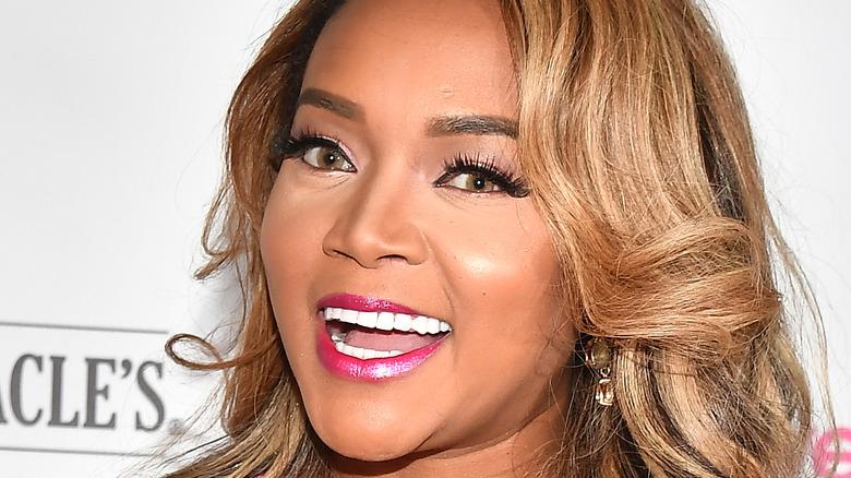 Mariah Huq smiling