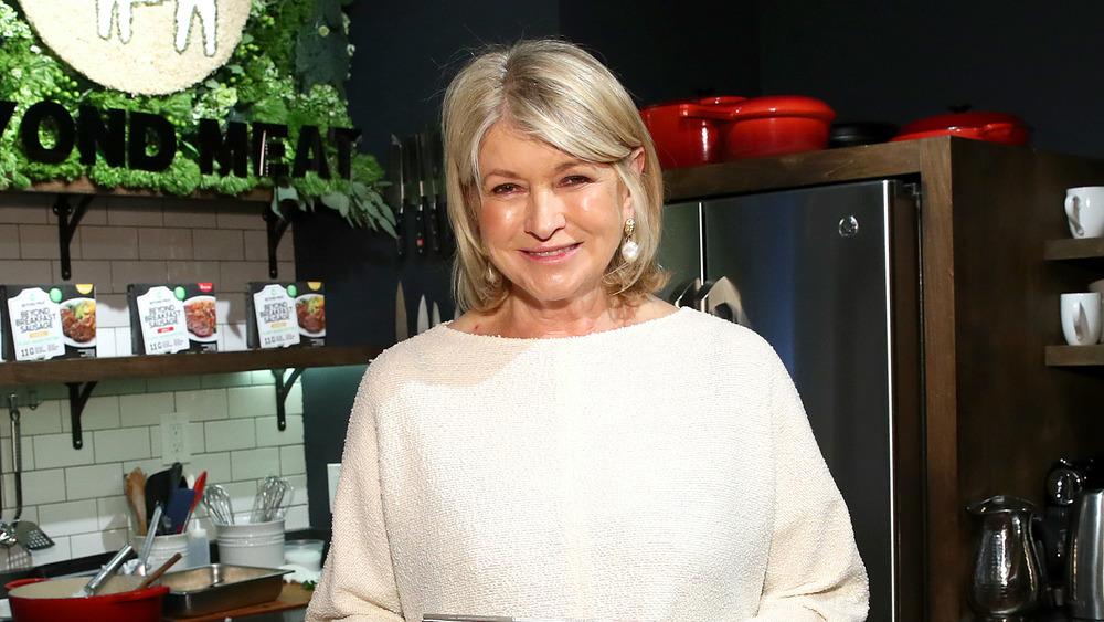 Martha Stewart's post