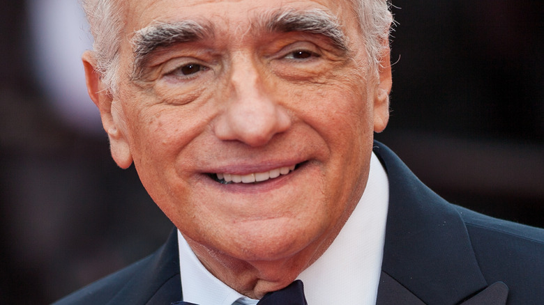 Martin Scorsese at Cannes