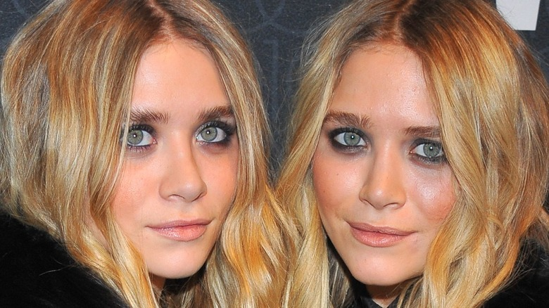 The adult Olsen twins