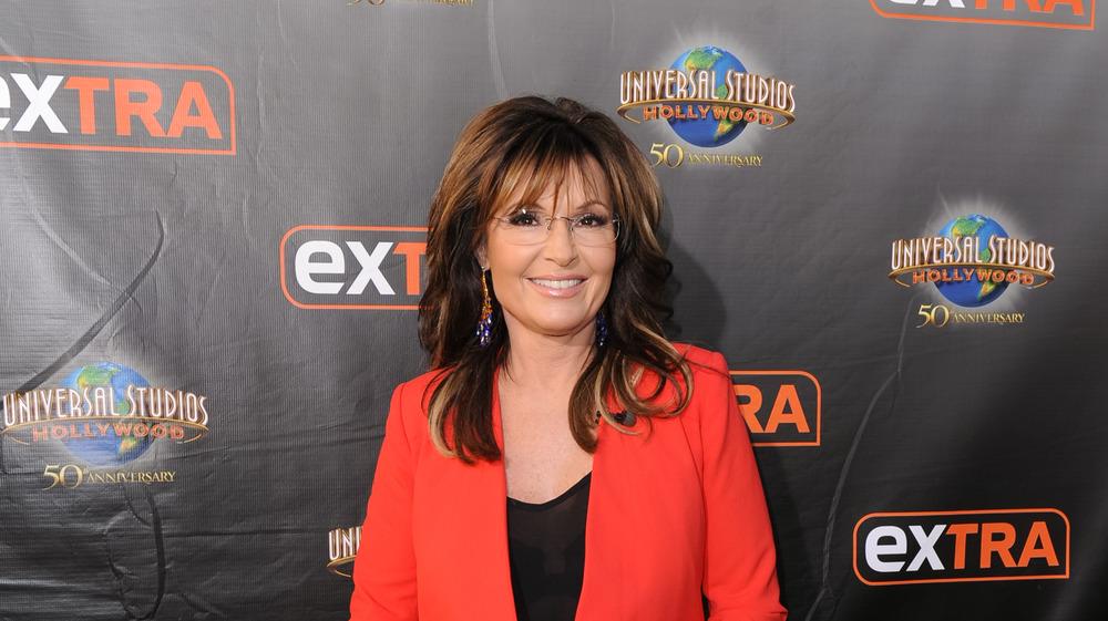 Sarah Palin in Hollywood 2015