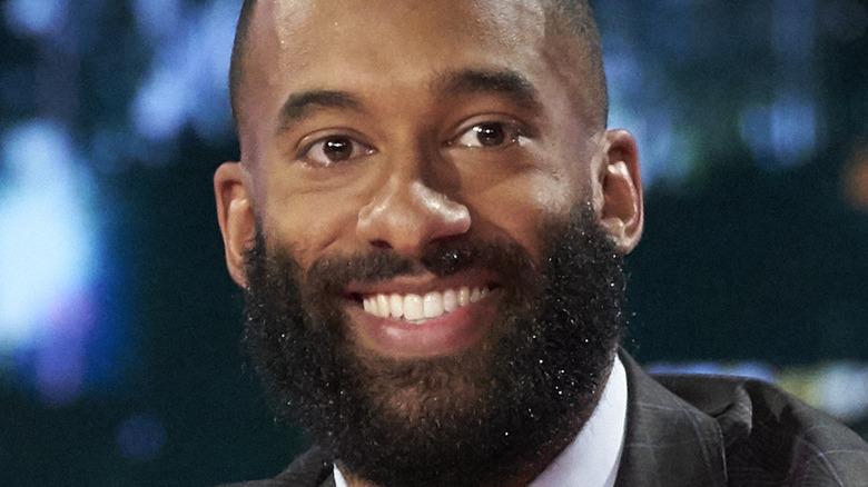 Matt James beard