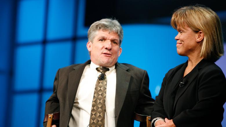 Matt and Amy Roloff in 2008