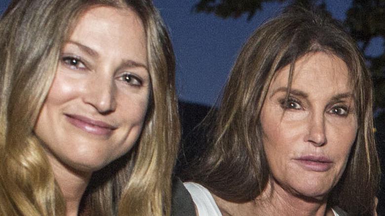 Cassandra Marino and Caitlyn Jenner