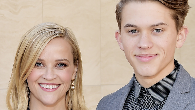 Reese Witherspoon and Deacon Phliippe