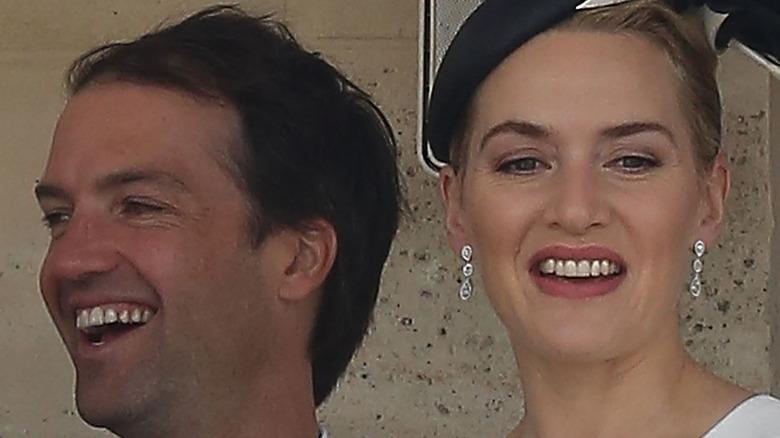 Kate Winslet and husband Edward Abel Smith