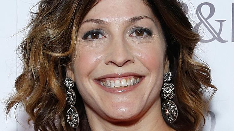 Lori Silverbush smiling