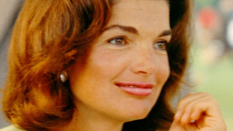 Jackie Kennedy in the 1960s