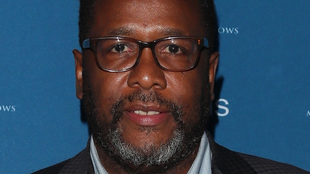 Wendell Pierce on the red carpet