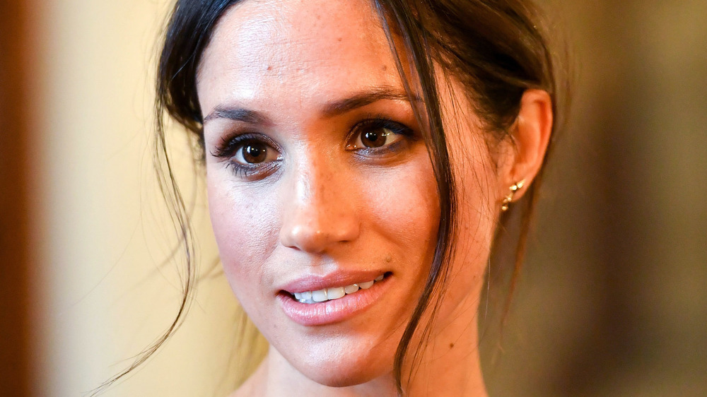 Meghan Markle at an event