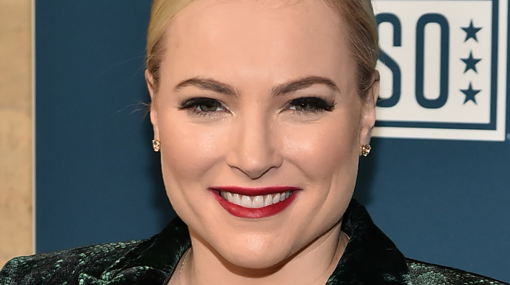 Meghan McCain, The View, at an event