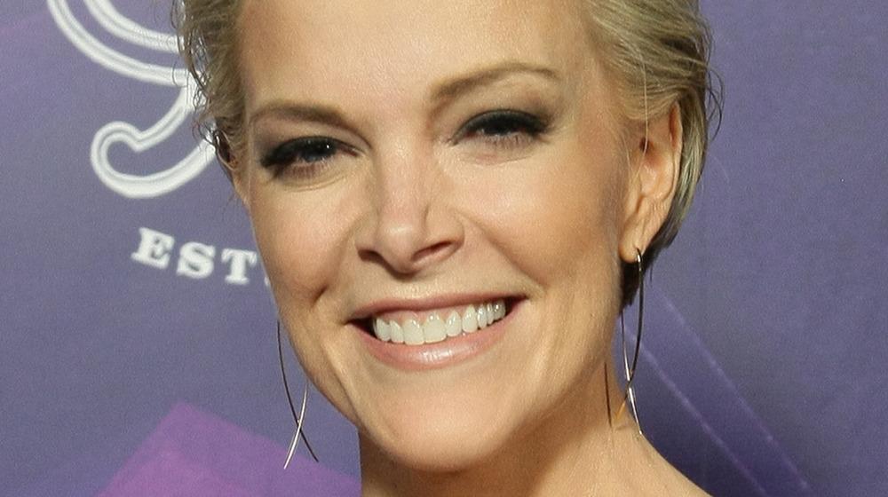 Megyn Kelly smiling