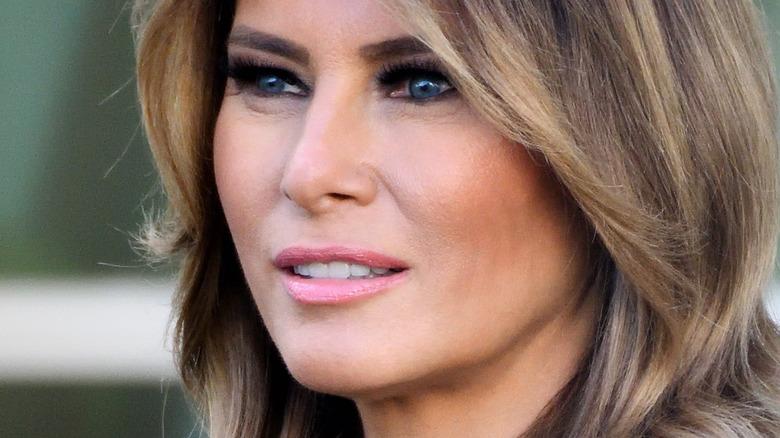 Melania Trump in 2019