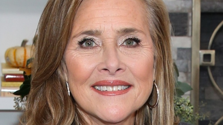 Meredith Vieira at event