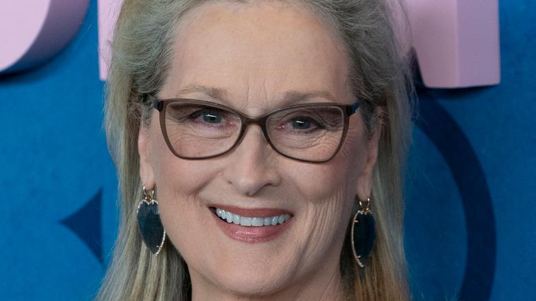Meryl Streep 2018 glasses