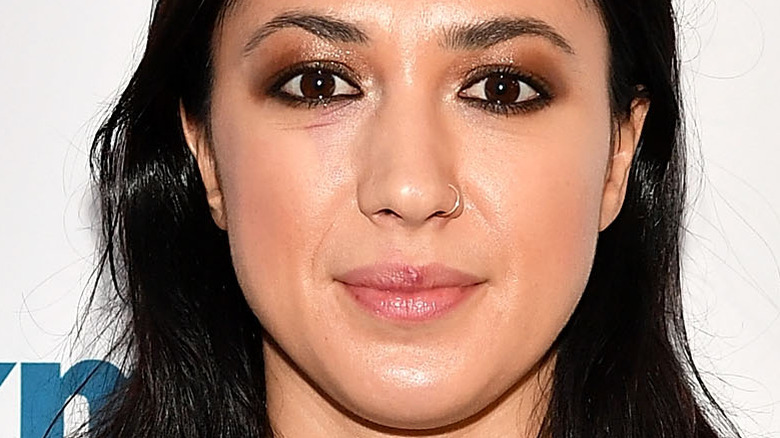 close up of Michelle Branch