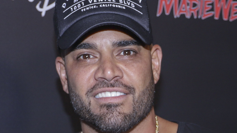 Mike Shouhed in baseball cap