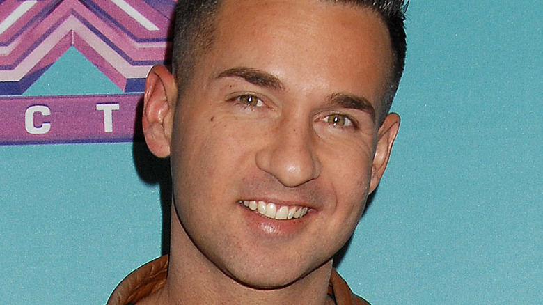 Mike 'The Situation' Sorrentino at event