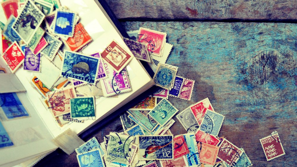 Millenial Stamp Collection