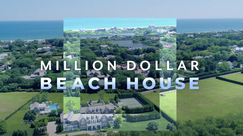 Million Dollar Beach House logo
