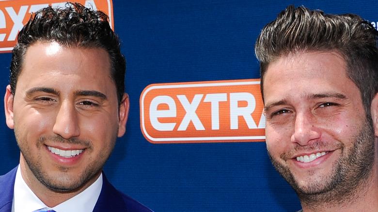 Josh Altman and Josh Flagg smiling