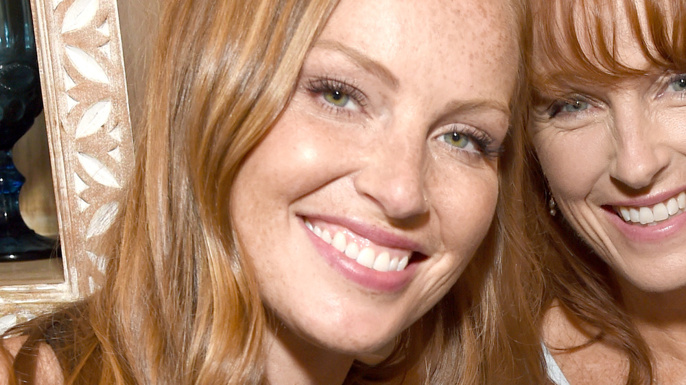 Mina Starsiak Hawk smiling