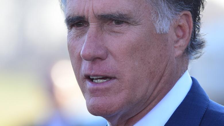 Utah Sen. Mitt Romney