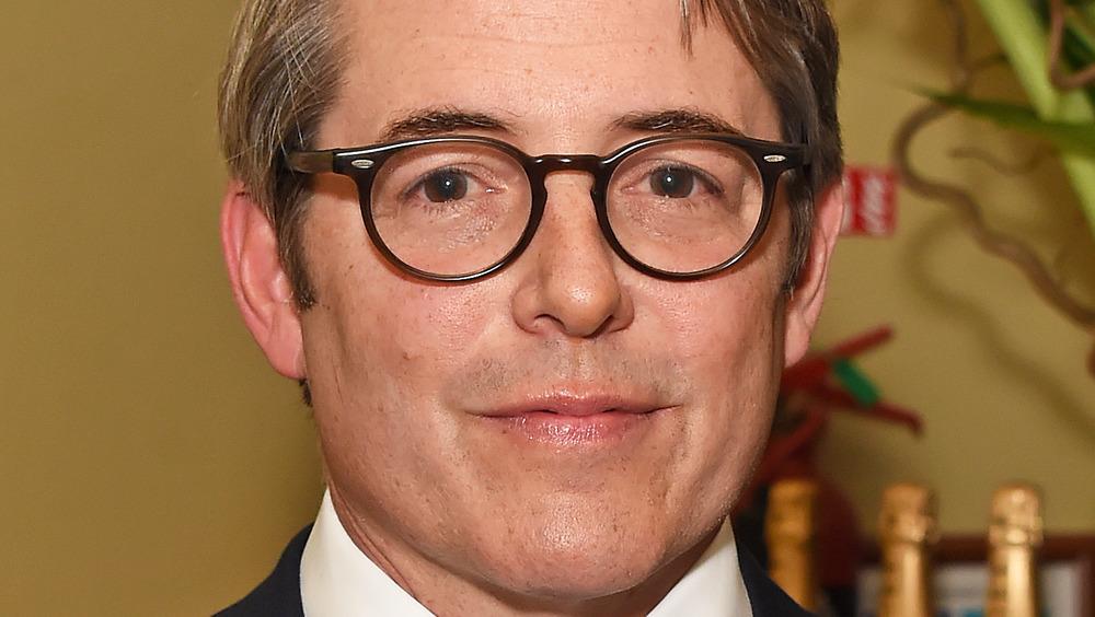 Matthew Broderick glasses