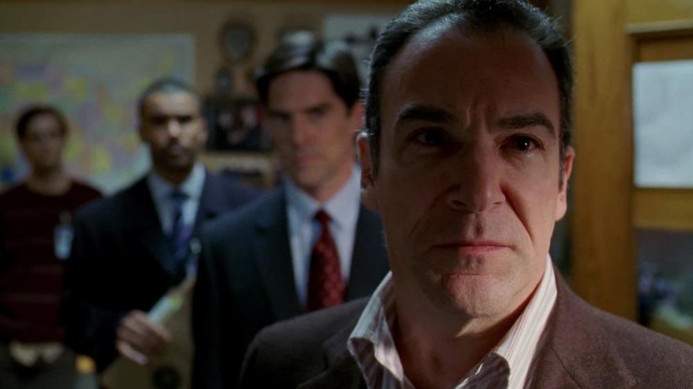 The BAU team from Criminal Minds