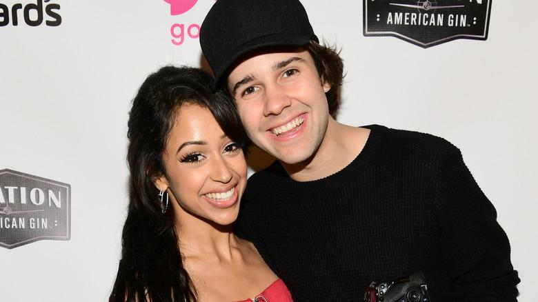Liza Koshy and David Dobrik