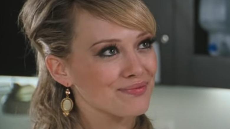 Hilary Duff in Material Girls