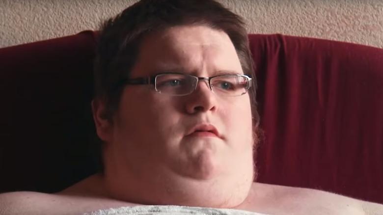 My 600-lb Life's Sean Millikan up close