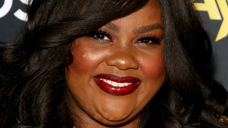 host of Nailed It Nicole Byer