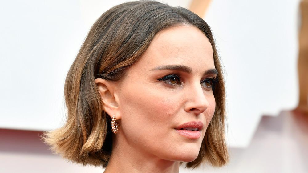Natalie Portman attending event