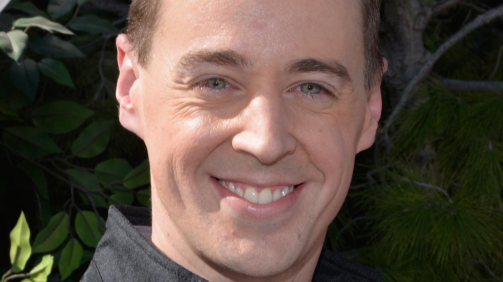 Sean Murray smiles at the camera