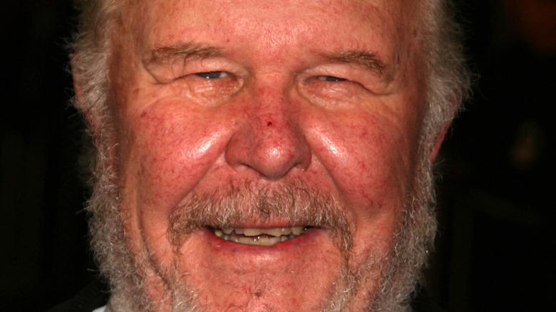Ned Beatty smiling